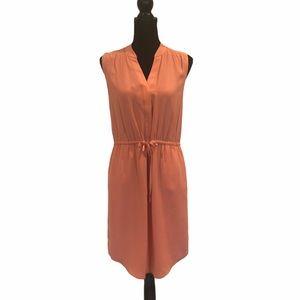 NWOT  Silk Cynthia Rowley sleeveless dress size 6